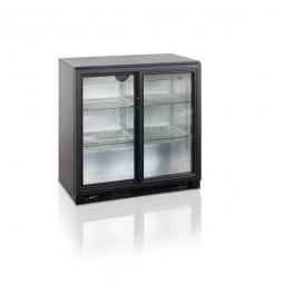 BA20S, klaasliugustega baarikülmkapp