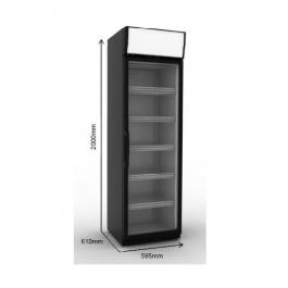 Celit MDC60, klaasuksega külmkapp
