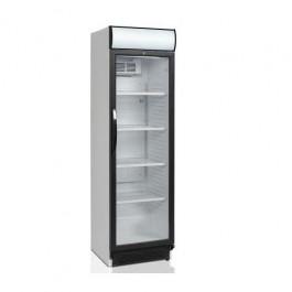 Tefcold CEV425CP, klaasukse ja reklaamvalguskastiga külmkapp