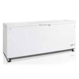 CF700, umbkaanega sügavkülmkirst, värvitud valge