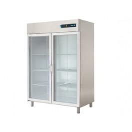 Külmkapp ECP-1402 GLASS