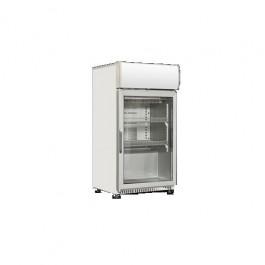 F85G, klaasuksega sügavkülmkapp