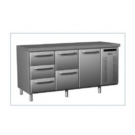 Külmtöölaud Gram K 1807 CSH A DL/2D/3D