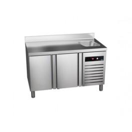 Külmtöölaud kraanikausiga GTP-7-135-20 S