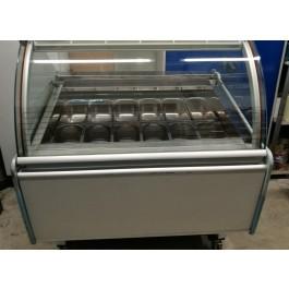 Jäätisevitriin ISA SPA Millennium, kasutatud