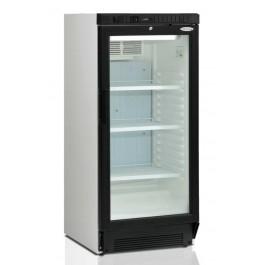 Tefcold SCU1220-l, klaasuksega külmkapp