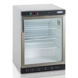 UR200G, klaasuksega külmkapp