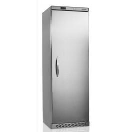 UR400S, umbuksega külmkapp roostevabast terasest välisviimistlusega