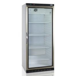 UR600G, klaasuksega külmkapp