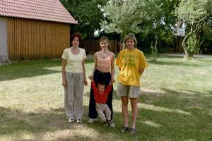 Firma suvepäevad 2002, foto 8
